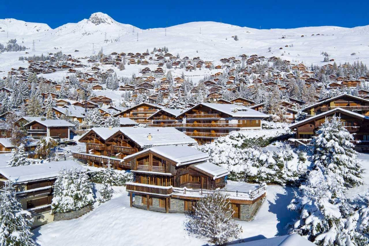 Amazing views of Verbier - Take a Chef