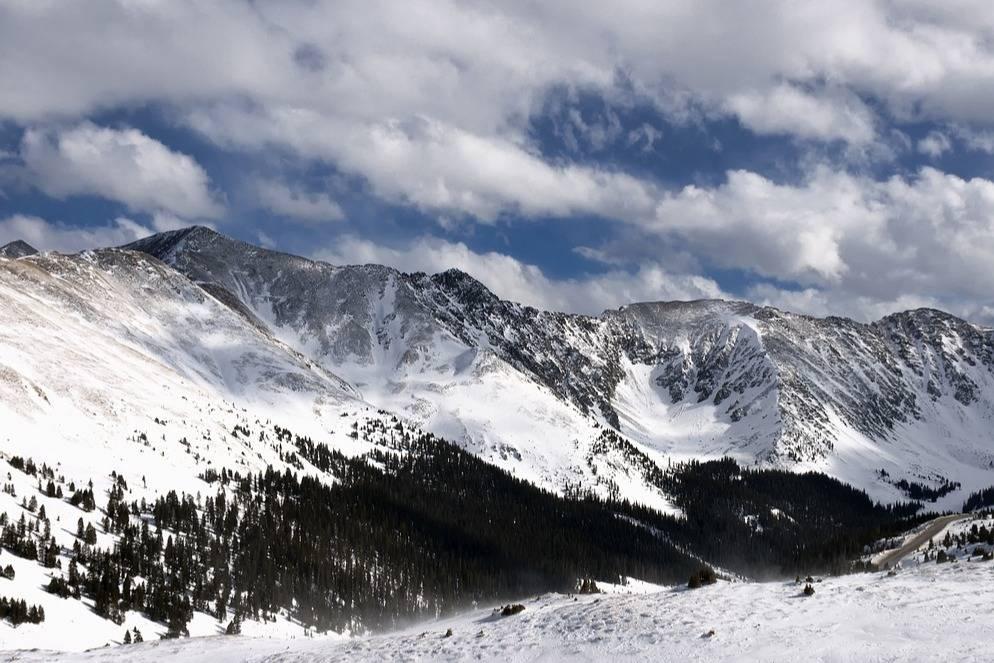 Mountain Landscape Loveland