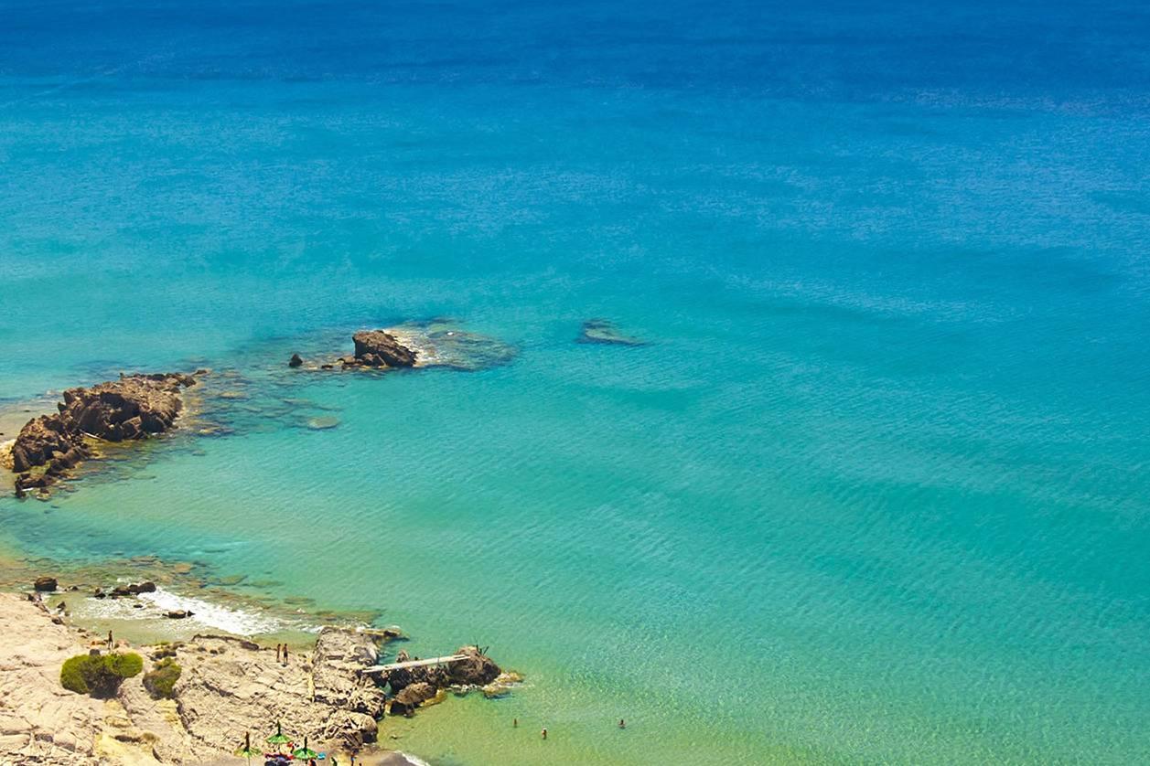 Beautiful views of Agios Ioannis - Take a Chef
