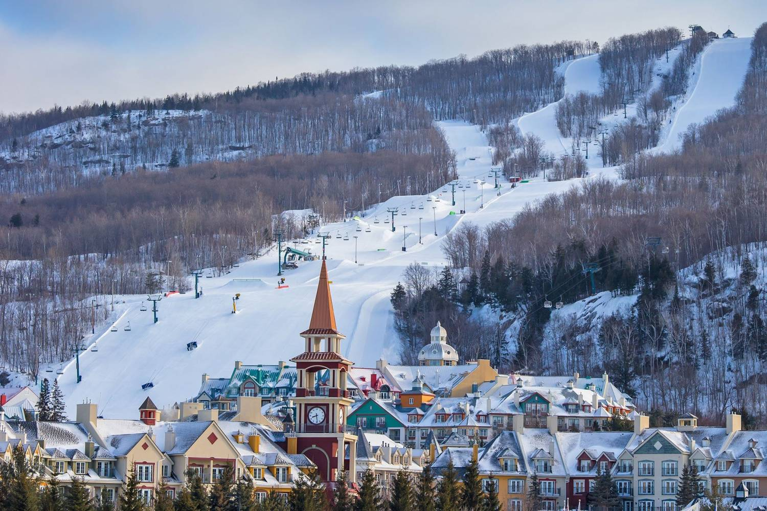 Private Chef in Mont-Tremblant, Quebec header