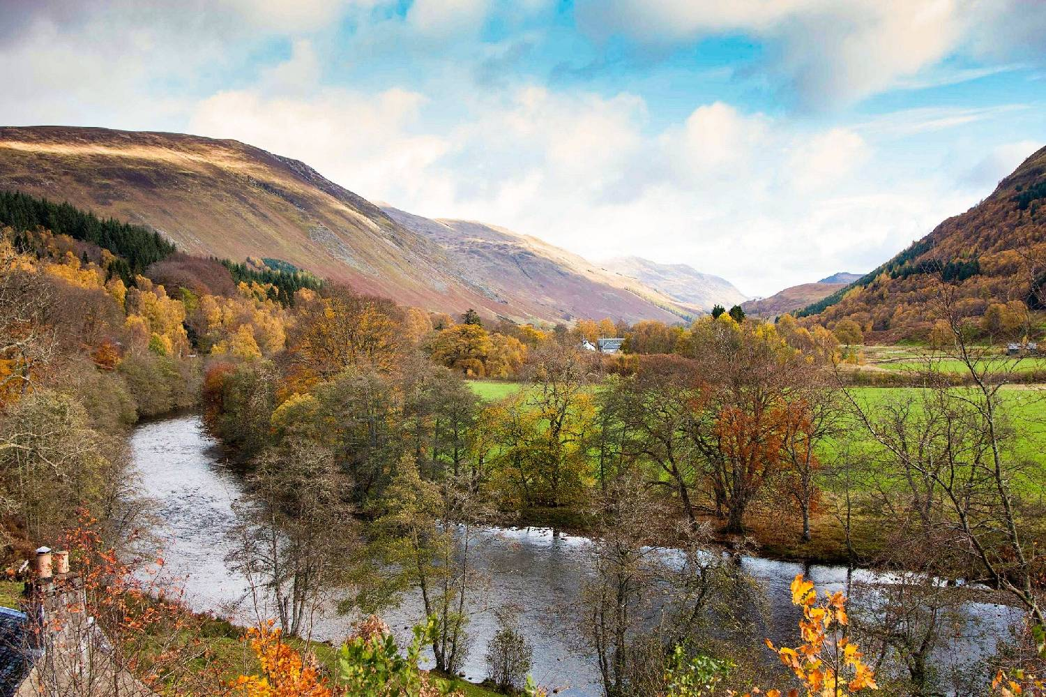 Private Chef in Perth and Kinross header