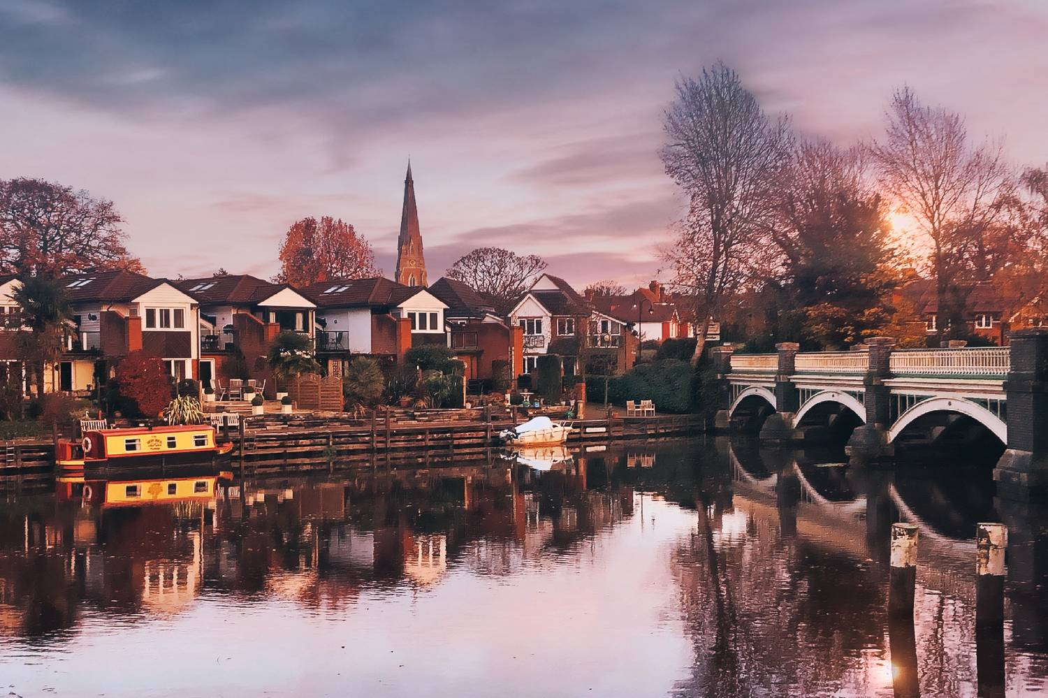 Private Chef in Walton on Thames header