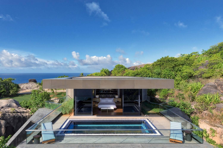 Beautiful villa in Seychelles - Take a Chef