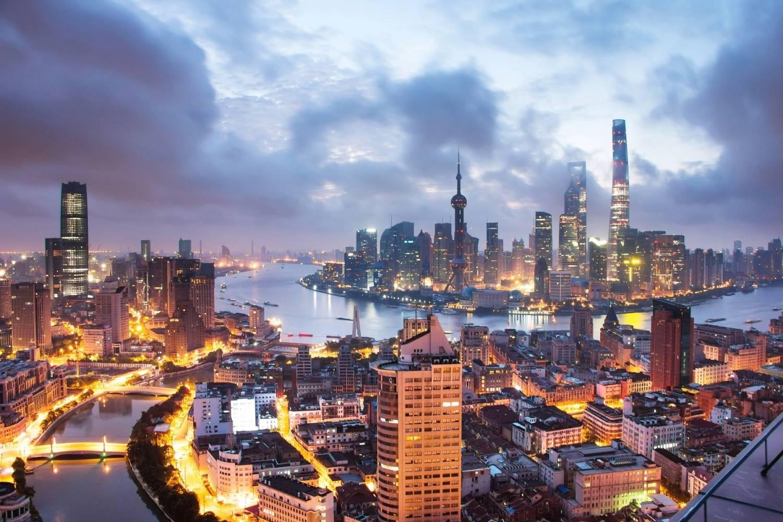 Amazing views of Shangai - Take a Chef