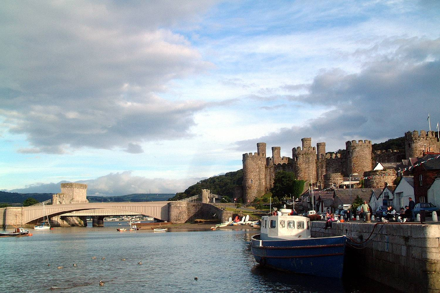 Private Chef in Conwy header