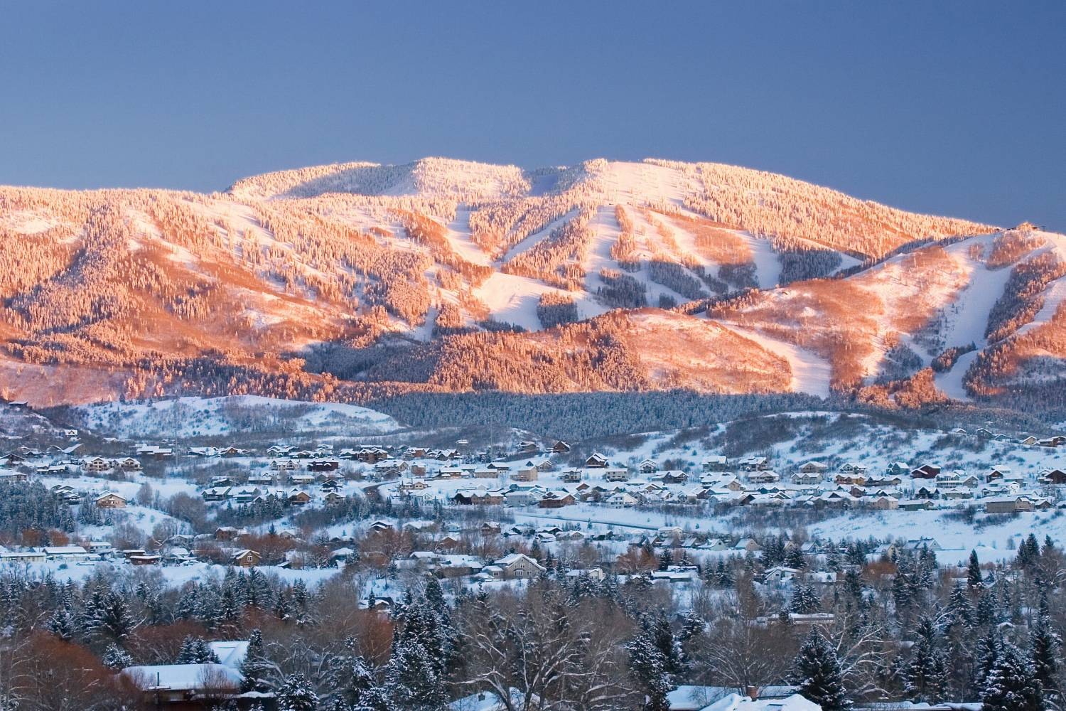 Enjoy a private chef after an amazing day in Steamboat Springs Colorado