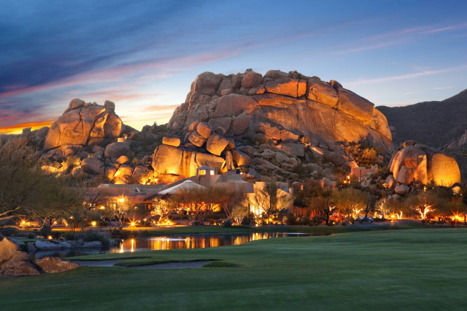 Enjoy a private chef after an amazing day in Carefree Arizona