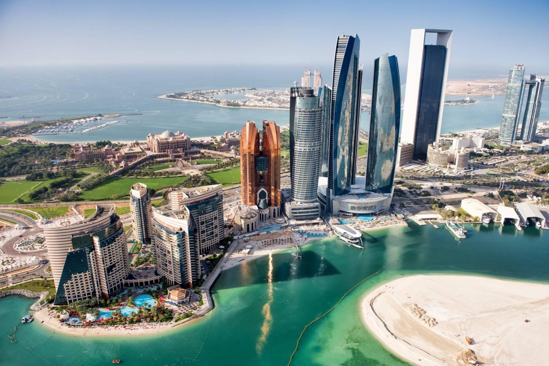 City of Abu Dhabi - Take a Chef