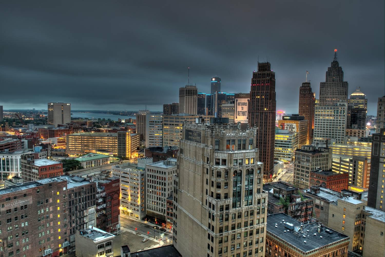 Commerce City's City View