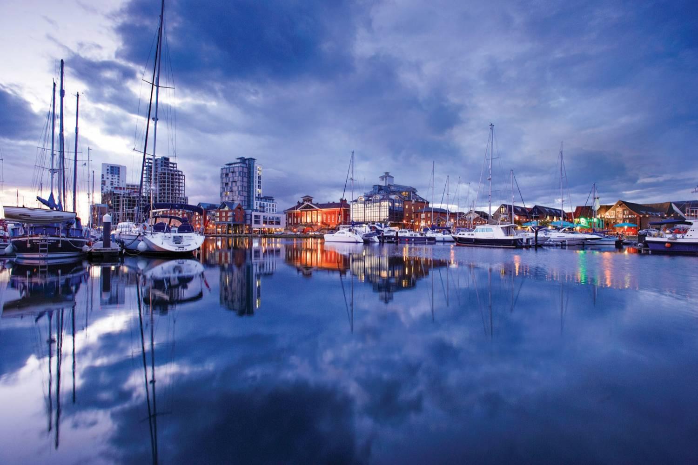 Amazing views of Ipswich- Take a Chef