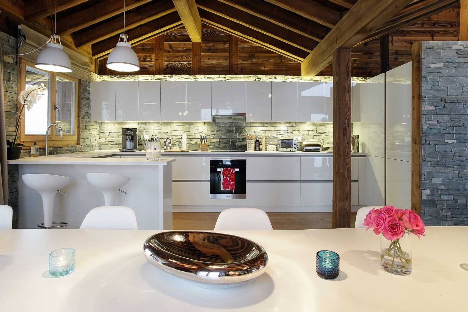 Amazing kitchen for a private chef in Big Bear - Take a Chef, header