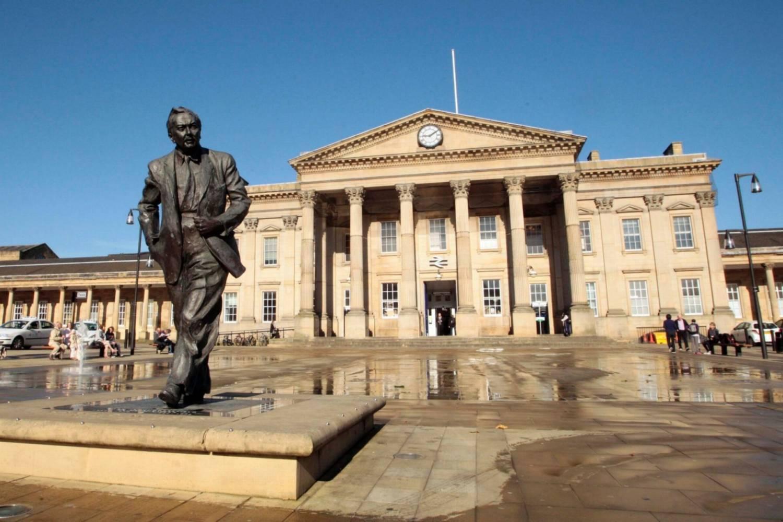 Huddersfield Train Station - Take a Chef