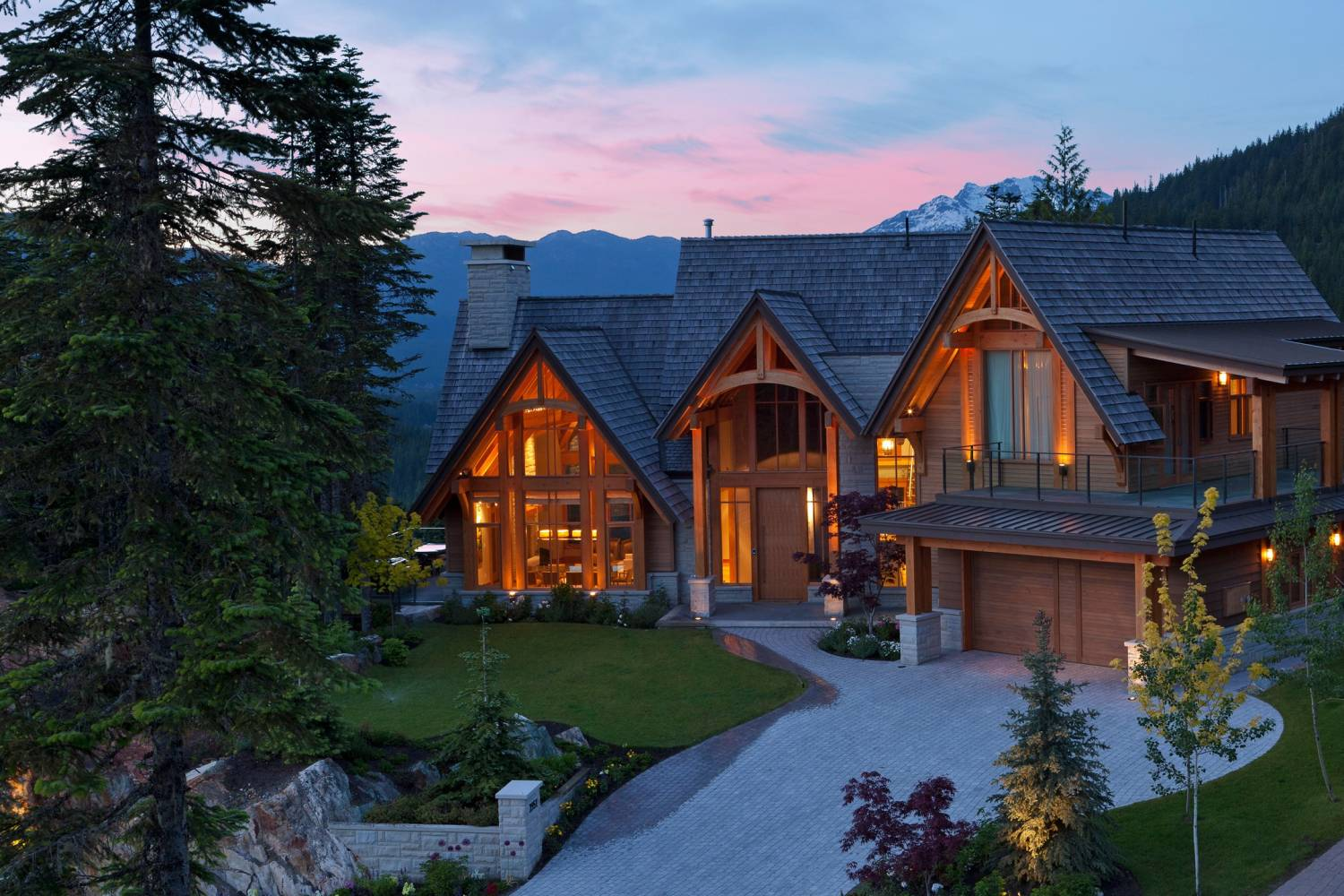 Private chef in Whistler, British Columbia header