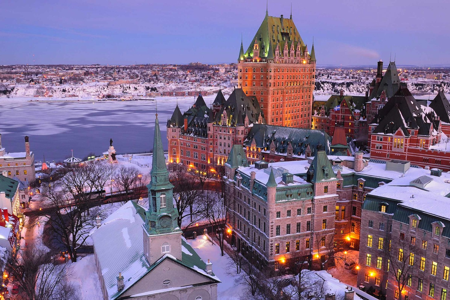 Private Chef in Quebec header