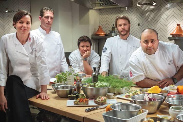 En Bilbao ya puedes disfrutar la gastronomía vasca de una forma diferente, con un Chef a Domicilio que haga tus delicias en tu propia casa - Takeachef.com