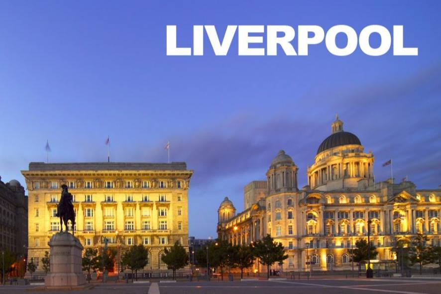 Amazing views of Liverpool- Take a Chef
