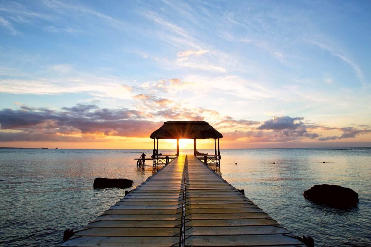 Beautiful views of Mauritius sea - Take a Chef