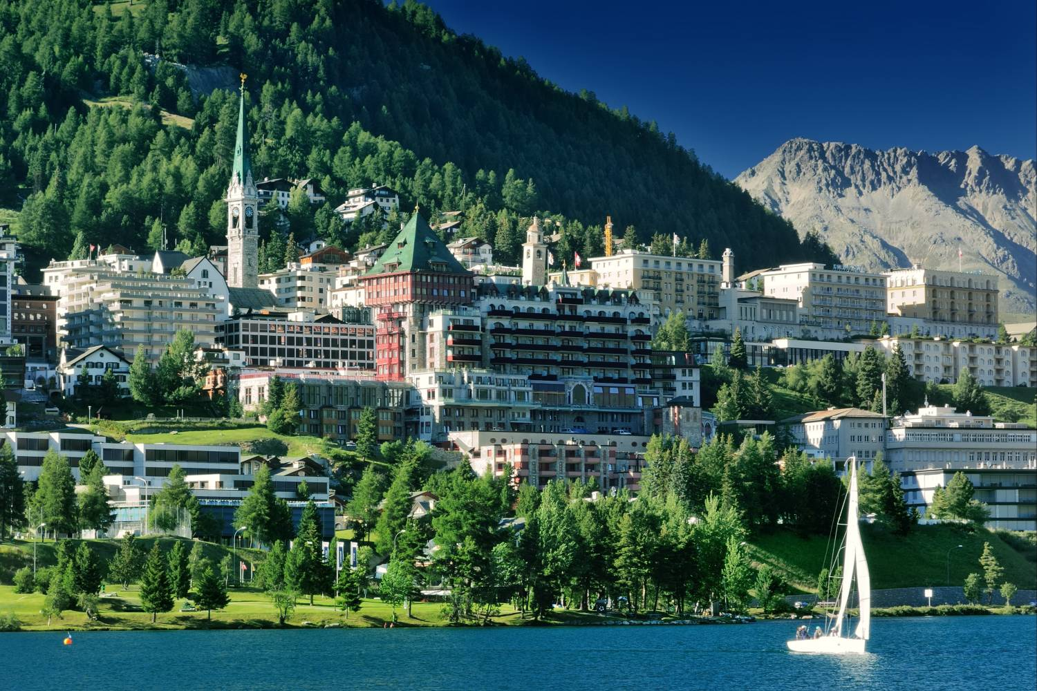 Enjoy a private chef after an amazing day in Saint Moritz - Take a Chef
