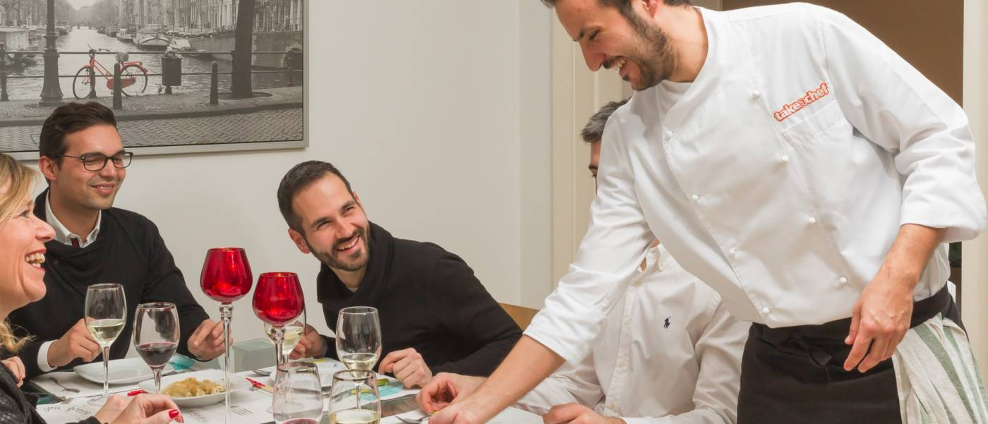 Chef a Domicilio en Oviedo - Takeachef.com