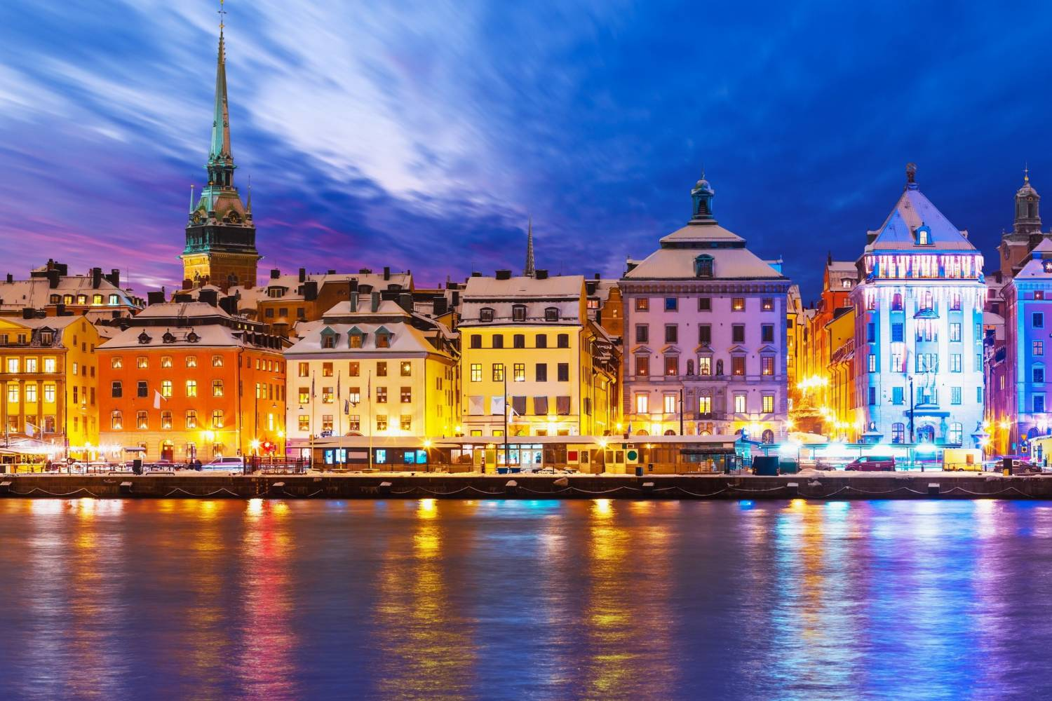 Evening in Stockholm - Take a Chef