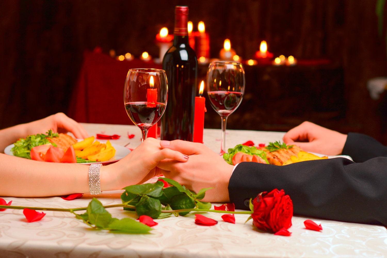 Cena Romántica - Takeachef.com