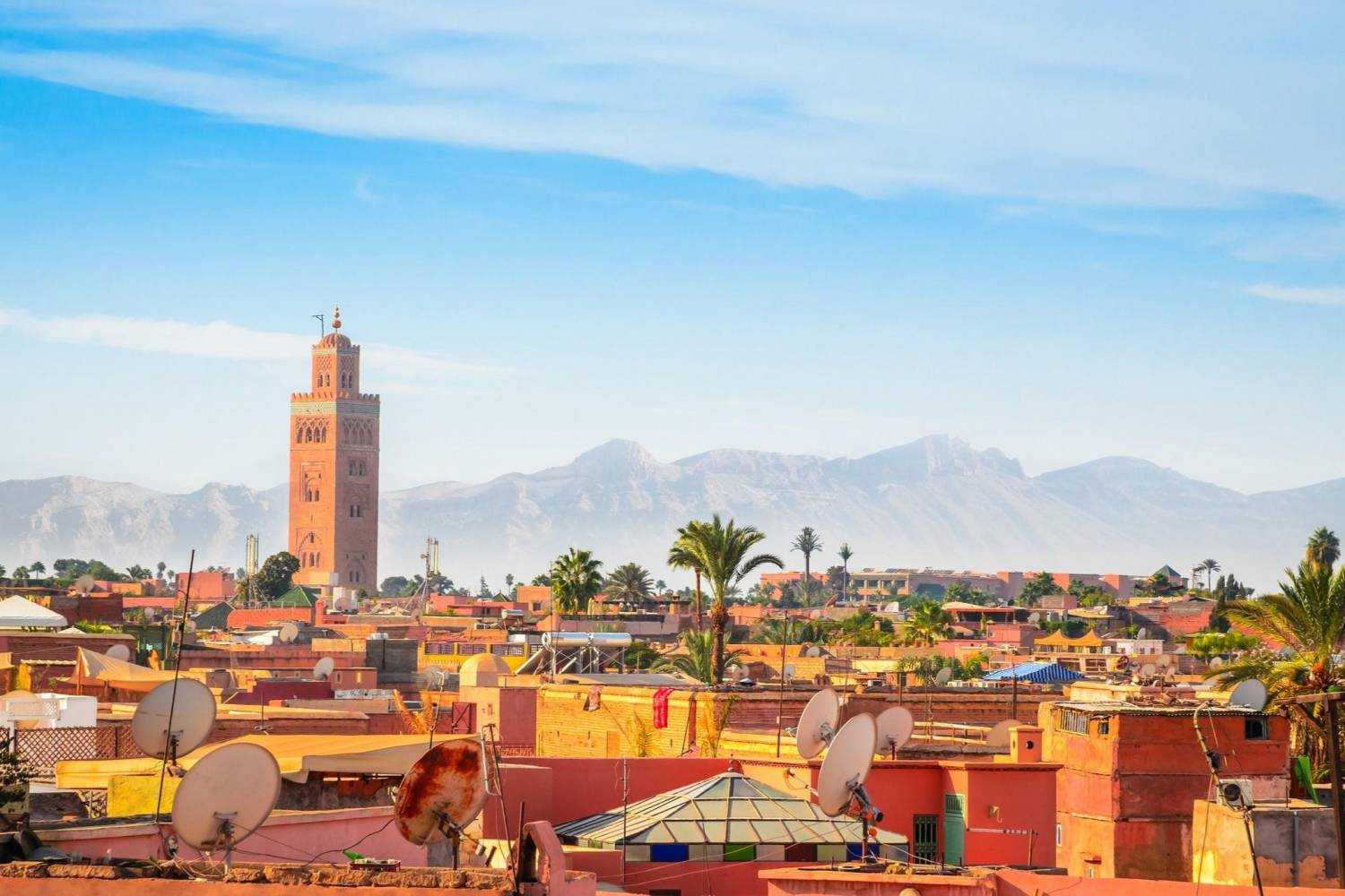 Personal Chef in Morocco header