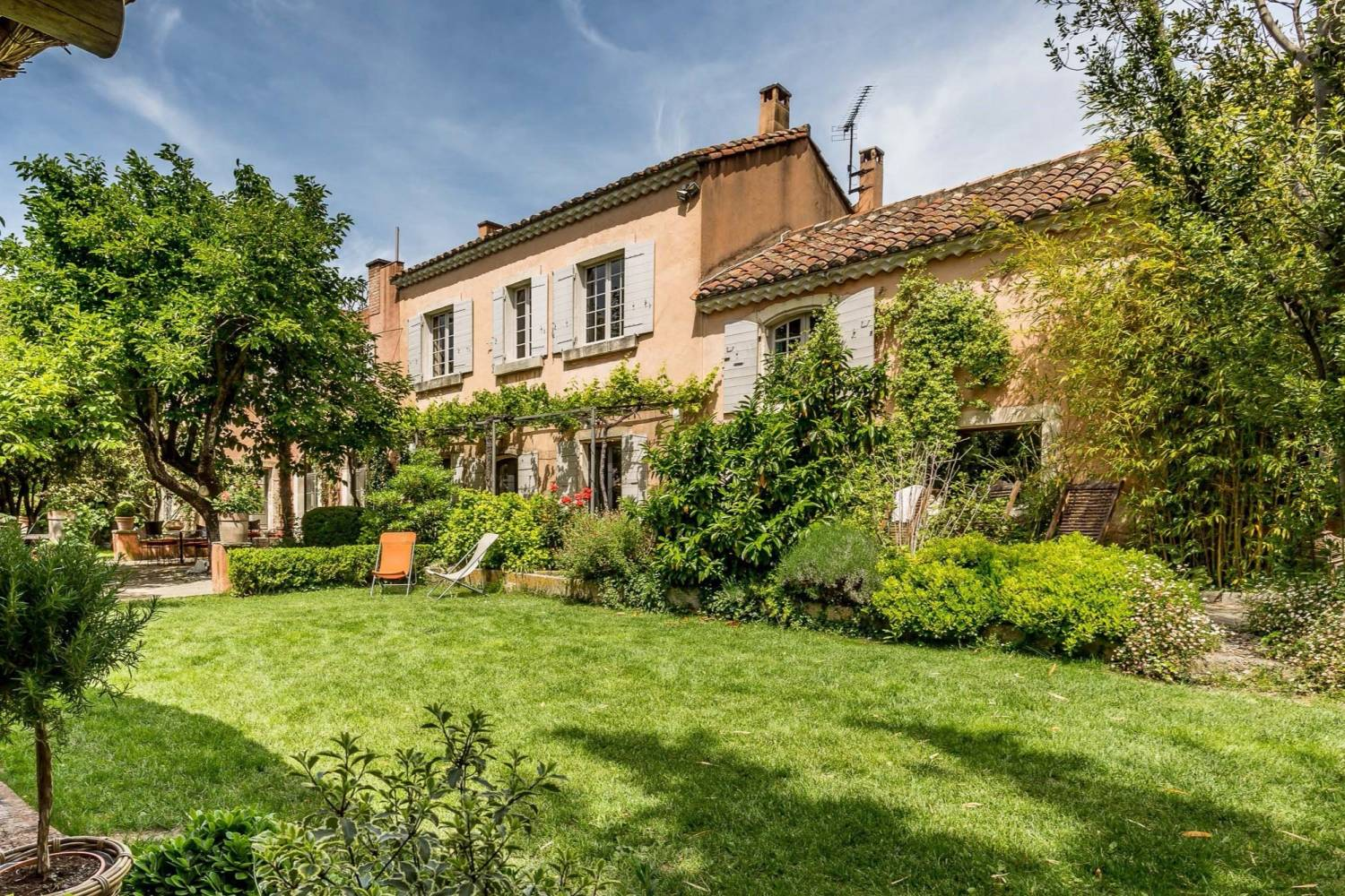 Private chef service in St Remy, Provence header
