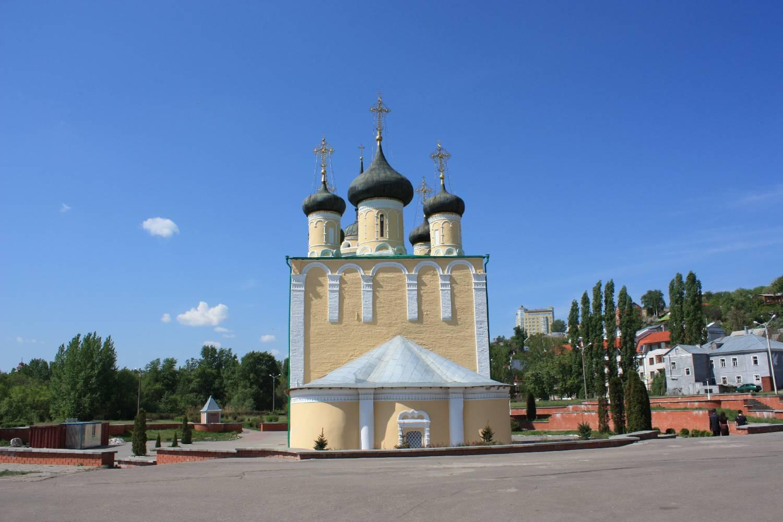 Private Chef in Voronezh header