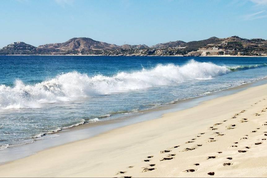 Beautiful views of San Jose Del Cabo´s beach - Take a Chef