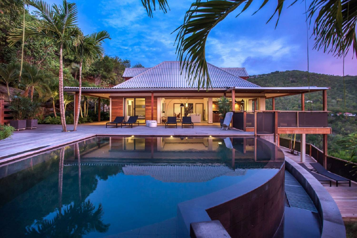 Private Chef in Pointe Milou, St Barths