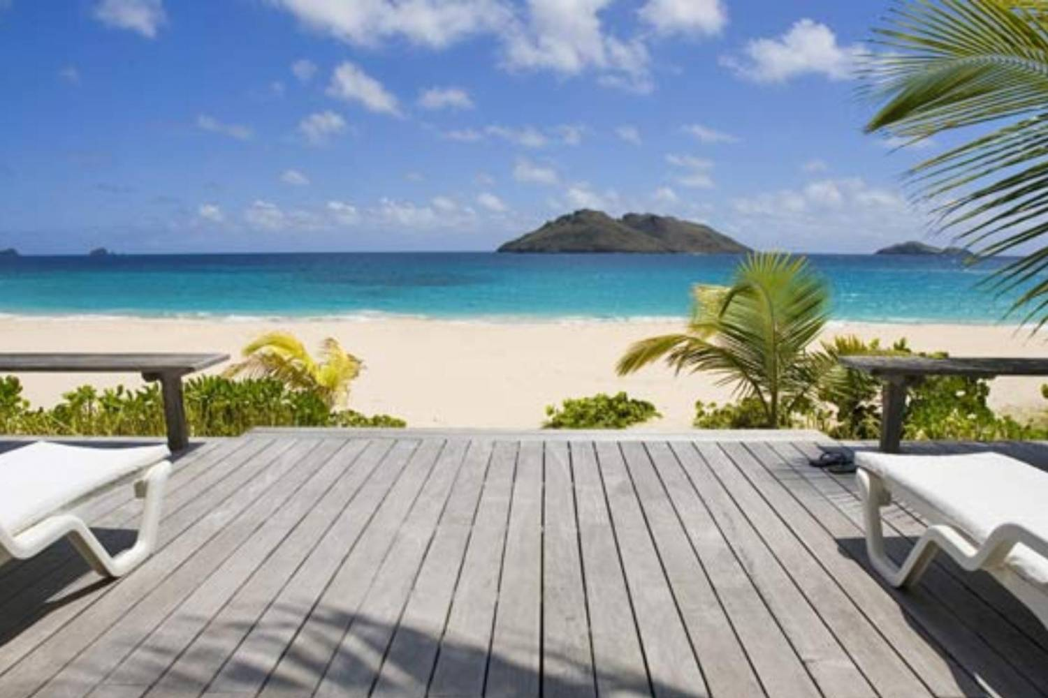 Have a Private Chef come to your house! The most innovative service is now available at Flamands Beach, St. Barts, header