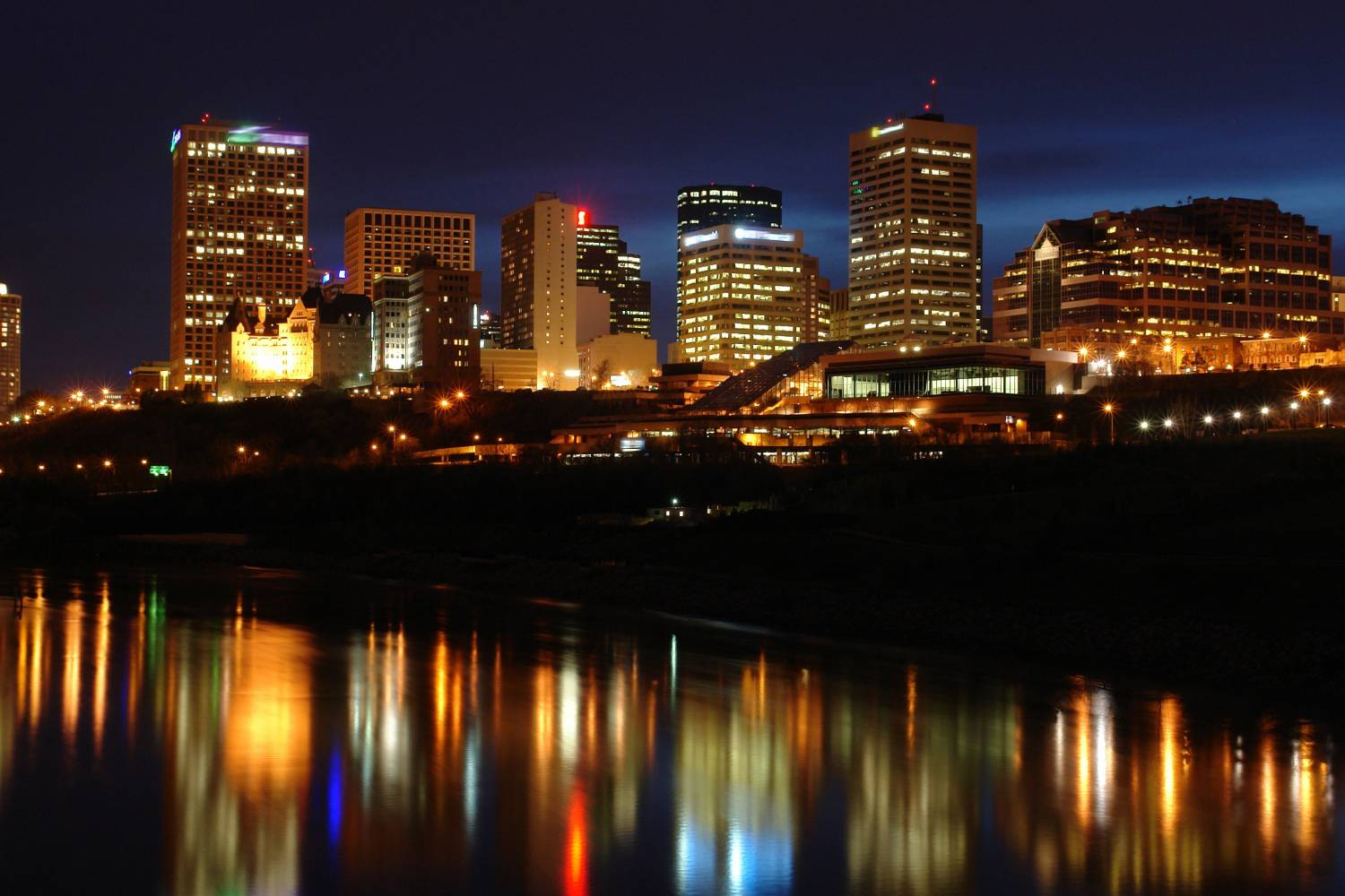 Edmonton Fireworks and Events - Take a Chef