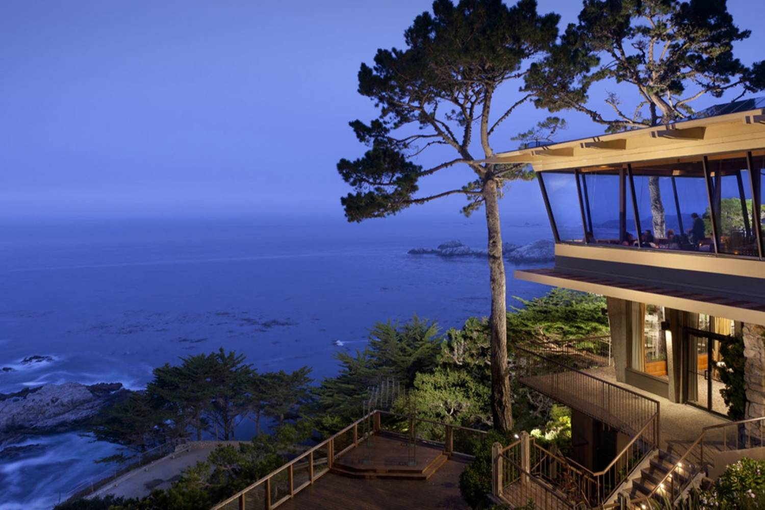 Enjoy a private chef after an amazing day in Carmel Highlands California