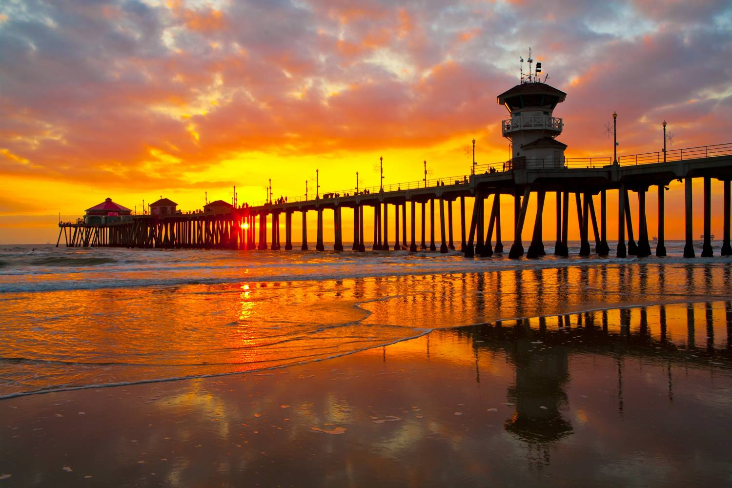 Enjoy a private chef after an amazing day in Huntington Beach
