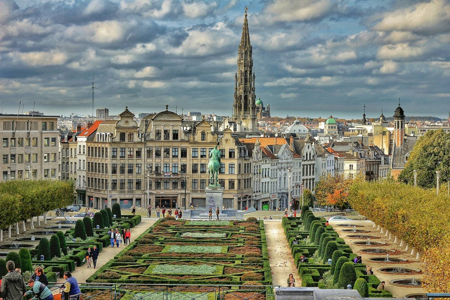 City of Brussels - Take a Chef