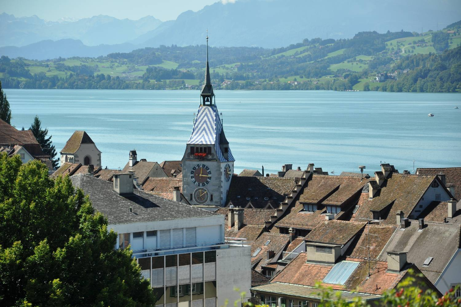 Private Chef in Zug header