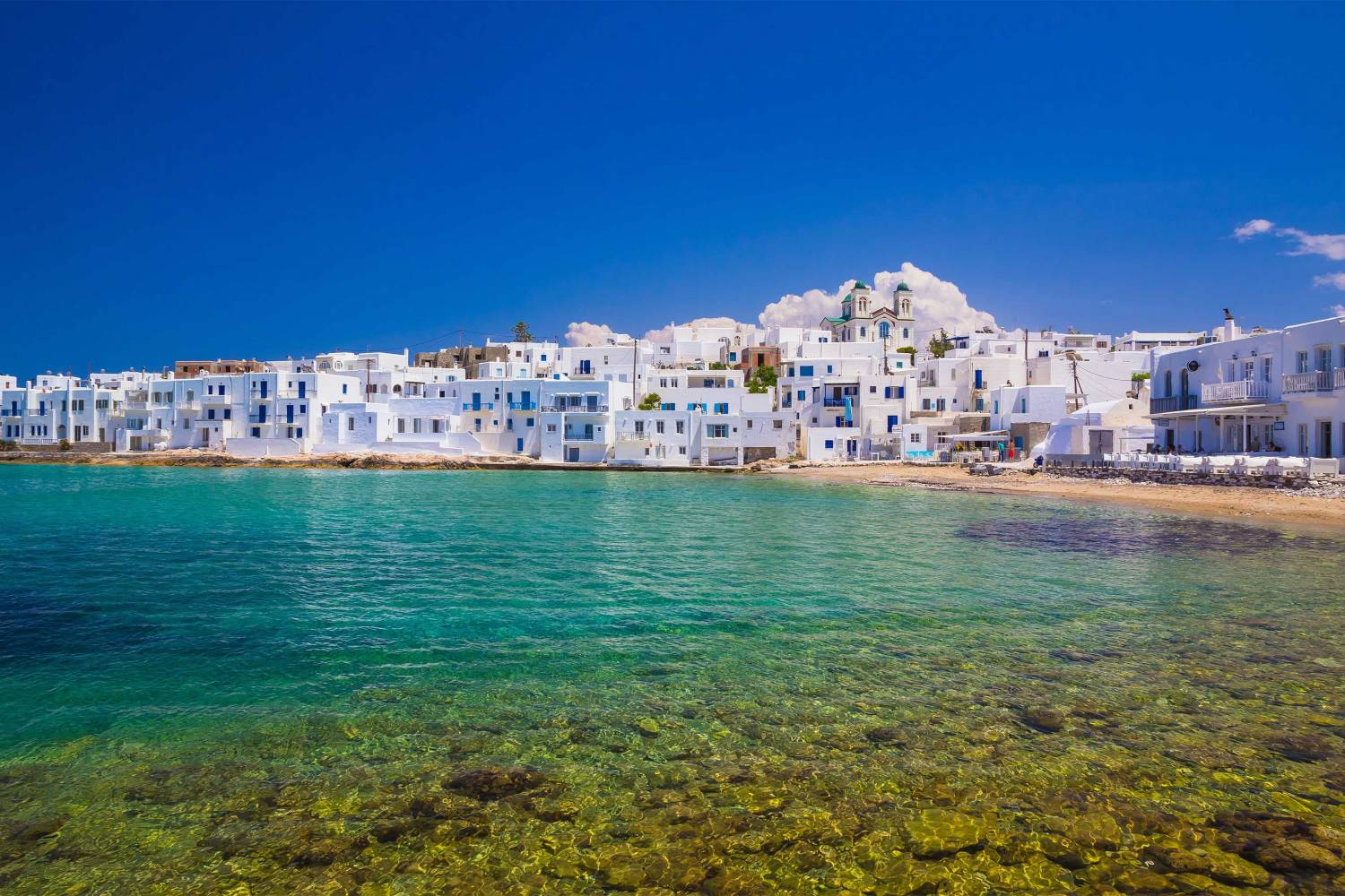 Enjoy a private chef after an amazing day in Paros - Take a Chef