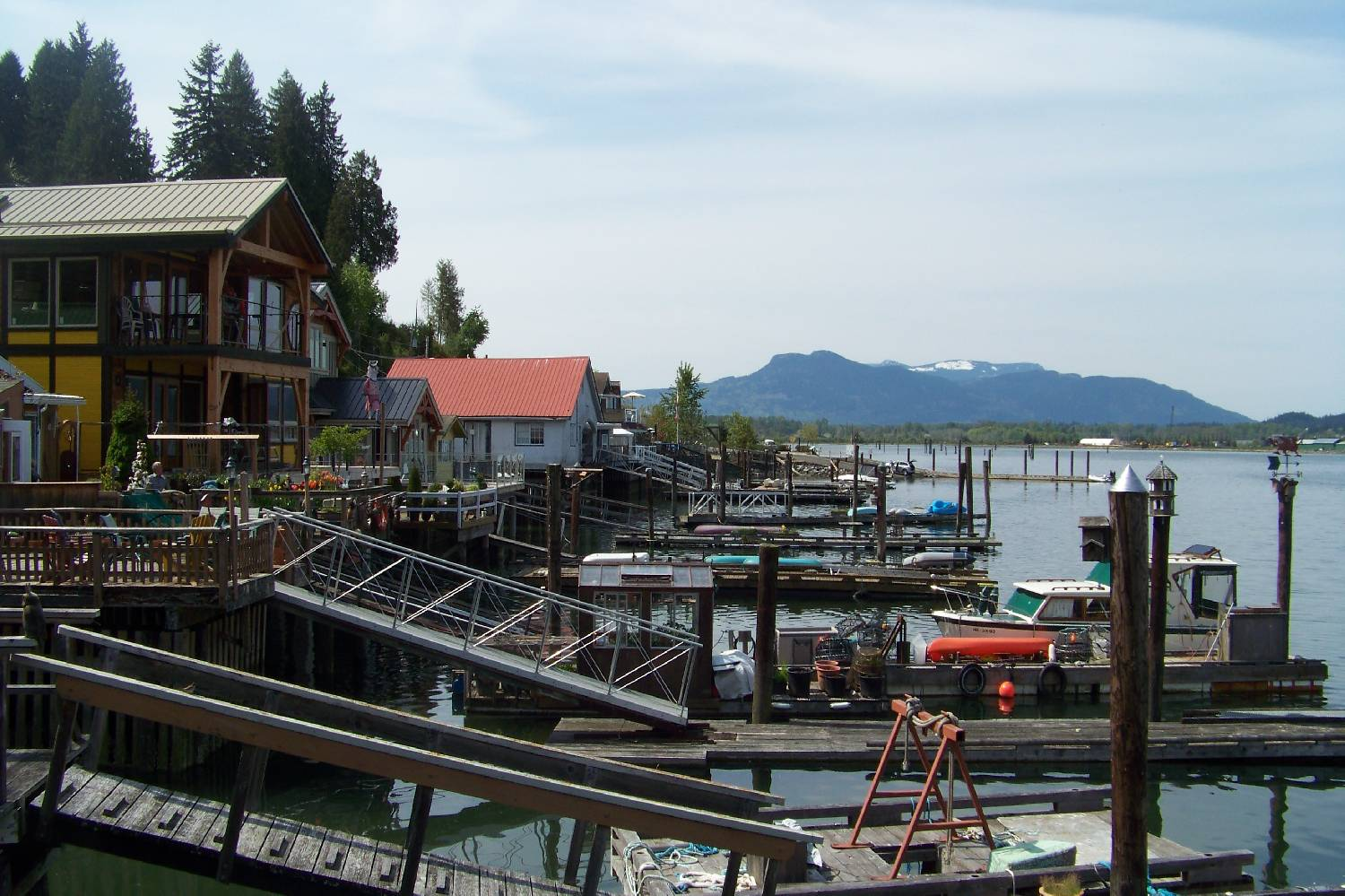 Private Chef in Cowichan bay header