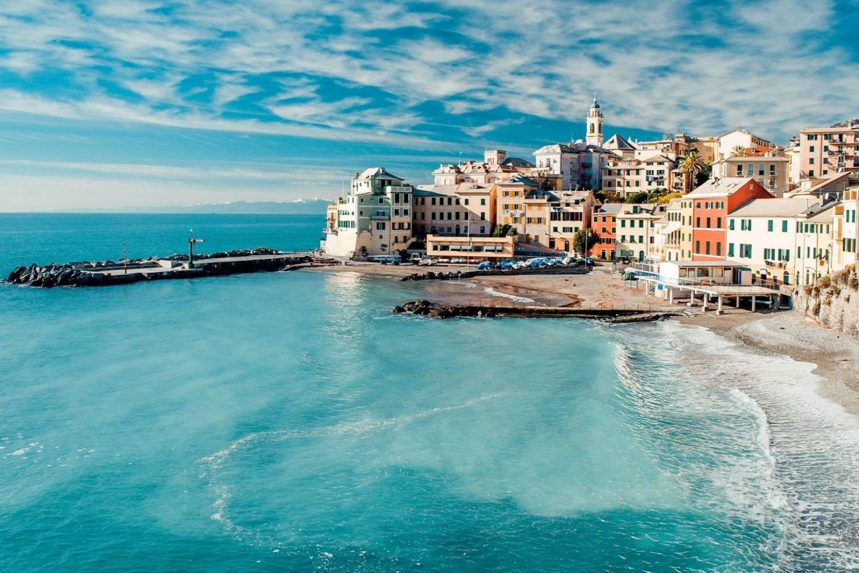 Areal view of Corfu - Take a Chef