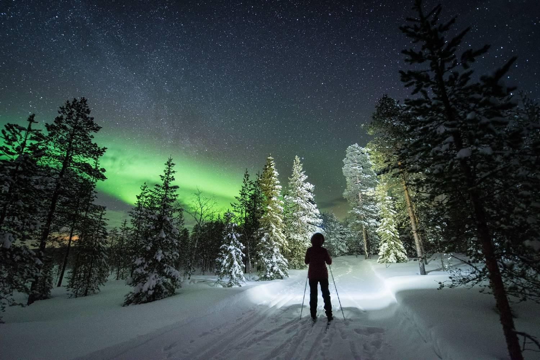 Private Chef in Lapland header