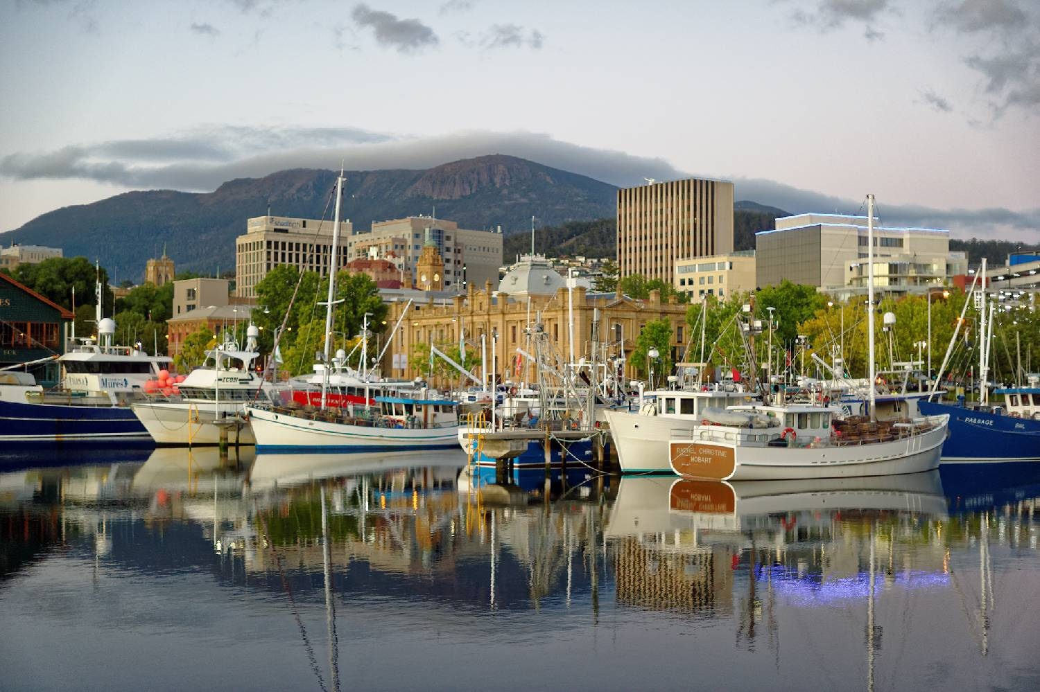 Private Chef in Hobart header