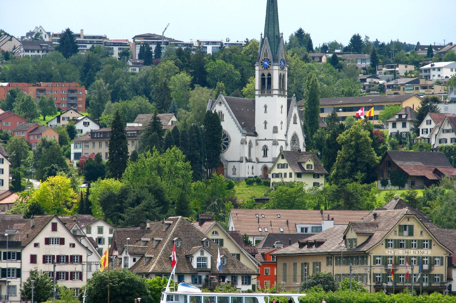 Private Chef in Richterswil header