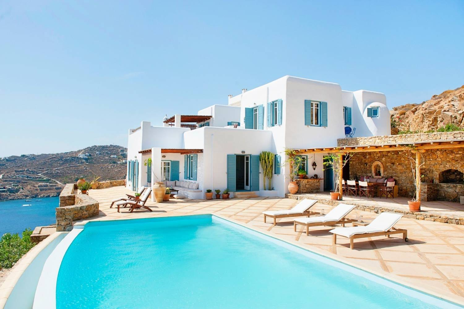 Enjoy a private chef after an amazing day in Mykonos - Take a Chef
