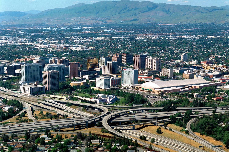 View of San Jose - Take a Chef