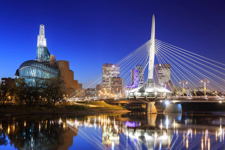 Winnipeg Manitoba - Take a Chef