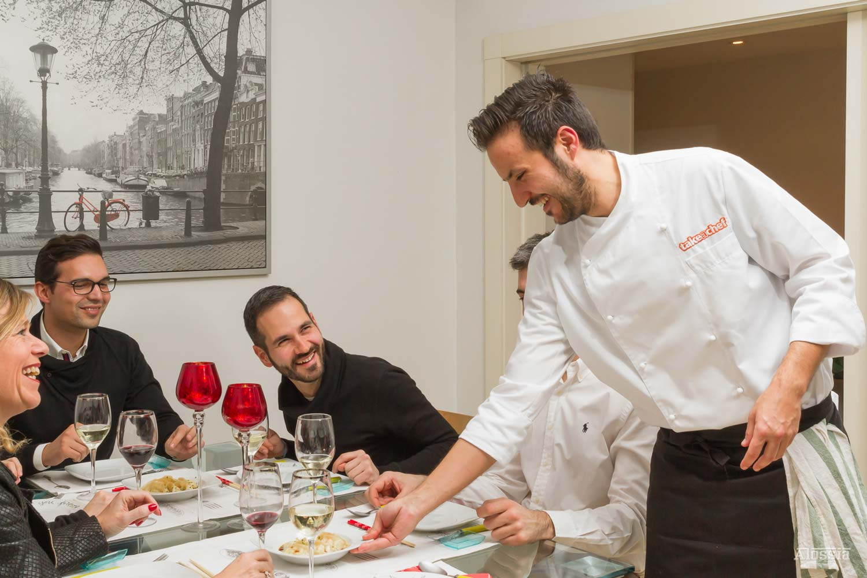 Chef a domicilio - Takeachef.com