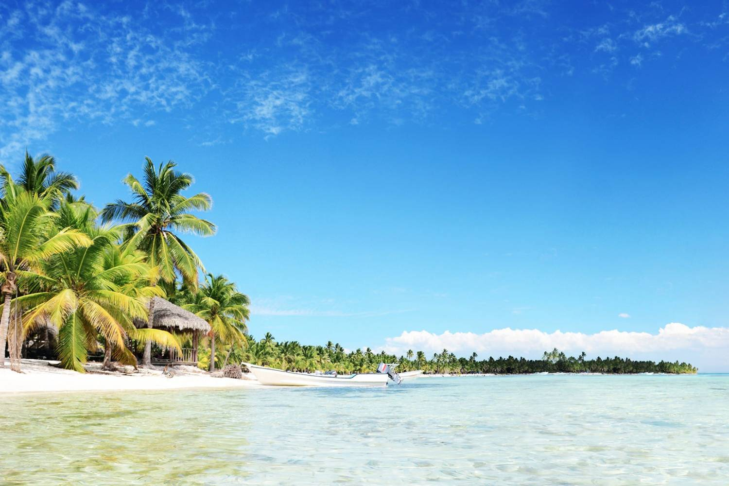 Beautiful beaches of the Dominican Republic - Take a Chef