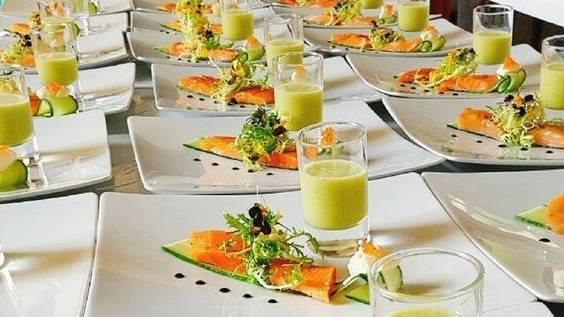 Enjoy a magnificent menu prepared by our Private Chefs in Calgary