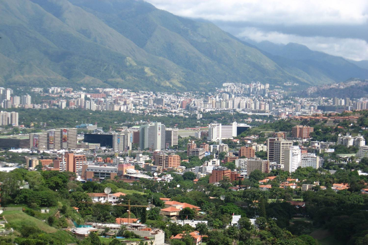 Private Chef in Caracas header