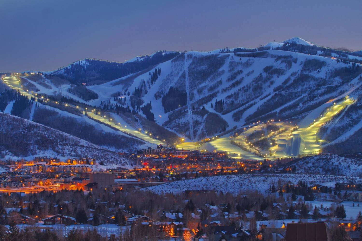 Enjoy a private chef after an amazing day in Park City Utah